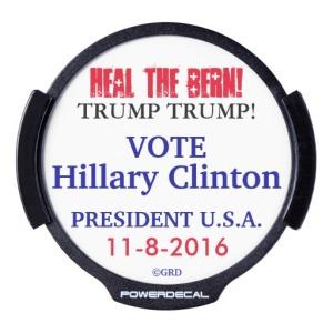 heal_the_bern_trump_trump_vote_hillary_clinton_led_car_decal-rbf4f412c41ab4253b3b8da8e352193cd_zwcsn_512